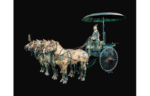 特別展「始皇帝と大兵馬俑」 東京国立博物館-4