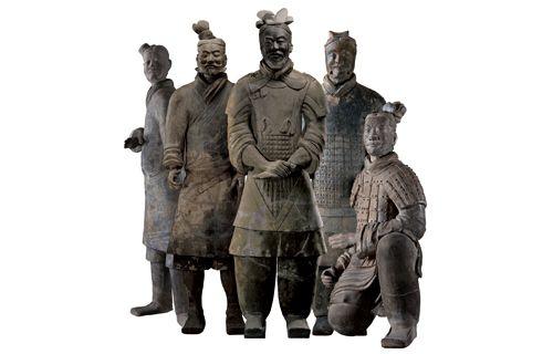 特別展「始皇帝と大兵馬俑」 東京国立博物館-6