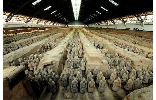 特別展「始皇帝と大兵馬俑」 東京国立博物館-1