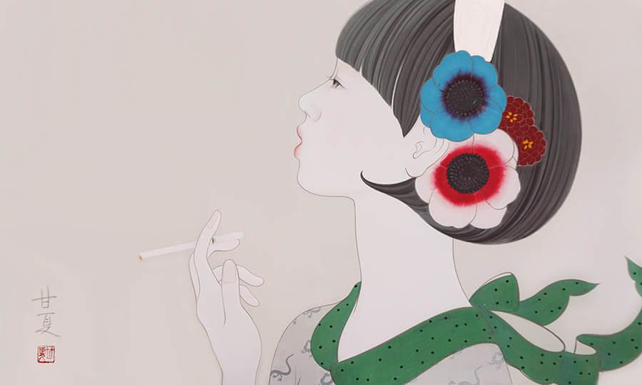 牛の足音―冨田美穂 牛の木版画展― 神田日勝記念美術館-8
