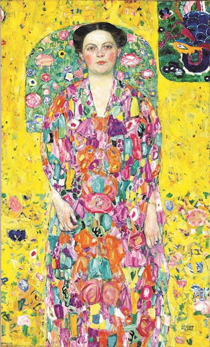 クリムト展 ウィーンと日本 1900 東京都美術館-3