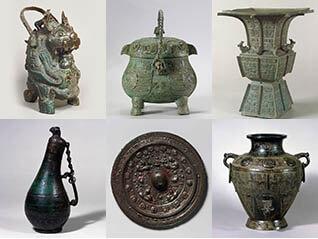 神々のやどる器 ―中国青銅器の文様―