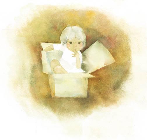 いわさきちひろ生誕100年「Life展」 作家で、母で つくる そだてる 長島有里枝 ちひろ美術館・東京-3