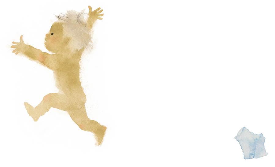 いわさきちひろ生誕100年「Life展」 作家で、母で つくる そだてる 長島有里枝 ちひろ美術館・東京-1