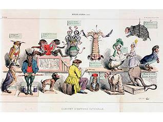 カリカチュールがやってきた 19世紀最高峰の諷刺雑誌