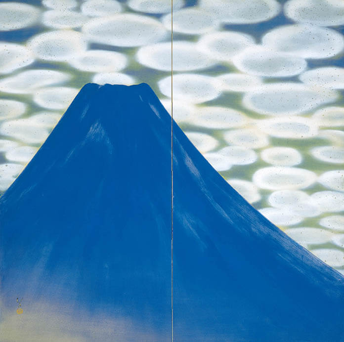 日本画家のつながり 横山大観をめぐる人物相関図  足立美術館-5
