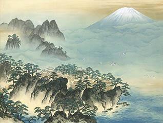 日本画家のつながり 横山大観をめぐる人物相関図