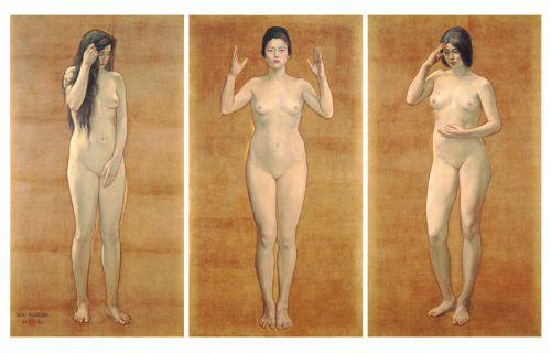 特別展「生誕150年 黒田清輝─日本近代絵画の巨匠」 東京国立博物館-2