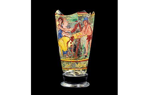 特別展「黄金のアフガニスタン-守りぬかれたシルクロードの秘宝-」 東京国立博物館-10
