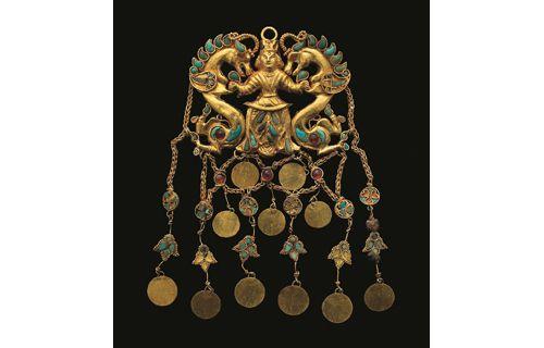 特別展「黄金のアフガニスタン-守りぬかれたシルクロードの秘宝-」 東京国立博物館-1
