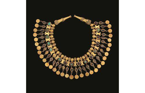 特別展「黄金のアフガニスタン-守りぬかれたシルクロードの秘宝-」 東京国立博物館-4