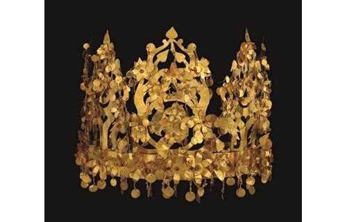 特別展「黄金のアフガニスタン-守りぬかれたシルクロードの秘宝-」 東京国立博物館-5