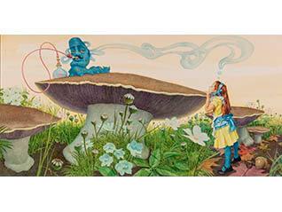 「不思議の国のアリス展」神戸展