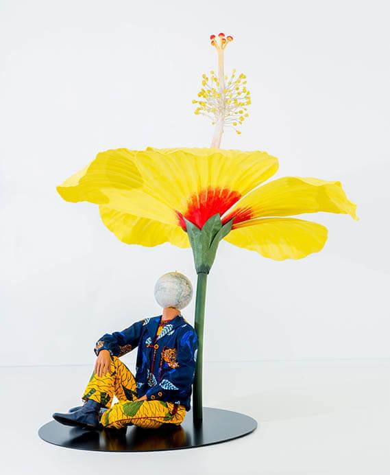 福岡市美術館リニューアルオープン記念展 「これがわたしたちのコレクション+インカ・ショニバレCBE: Flower Power」 福岡市美術館-1