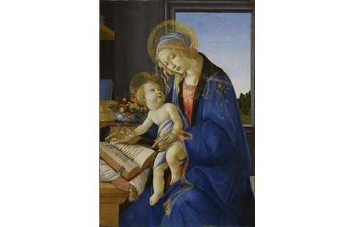 ボッティチェリ展 Botticelli e il suo tempo 東京都美術館-1