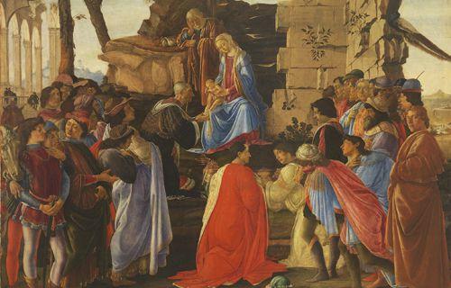 ボッティチェリ展 Botticelli e il suo tempo 東京都美術館-3