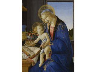 ボッティチェリ展 Botticelli e il suo tempo