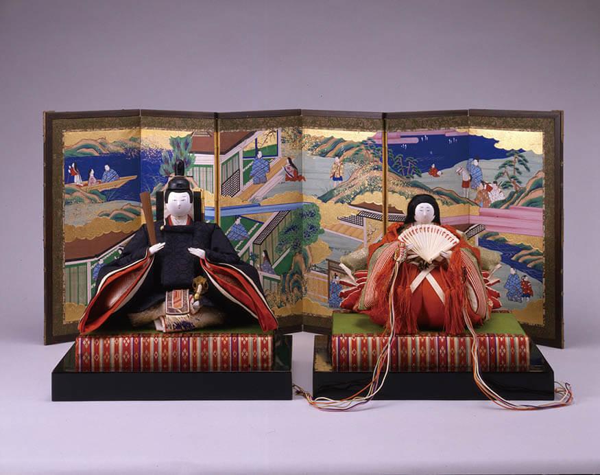 三井家のおひなさま 三井記念美術館-4