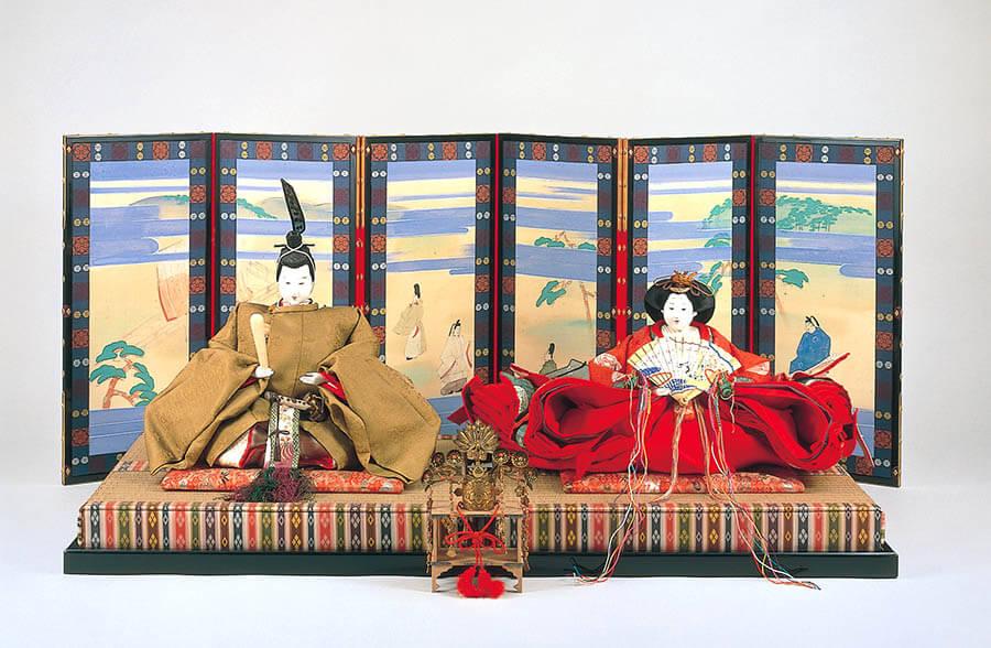 三井家のおひなさま 三井記念美術館-6