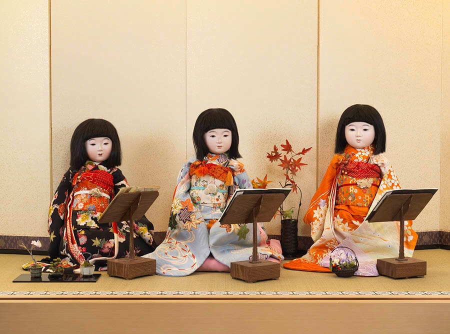三井家のおひなさま 三井記念美術館-9
