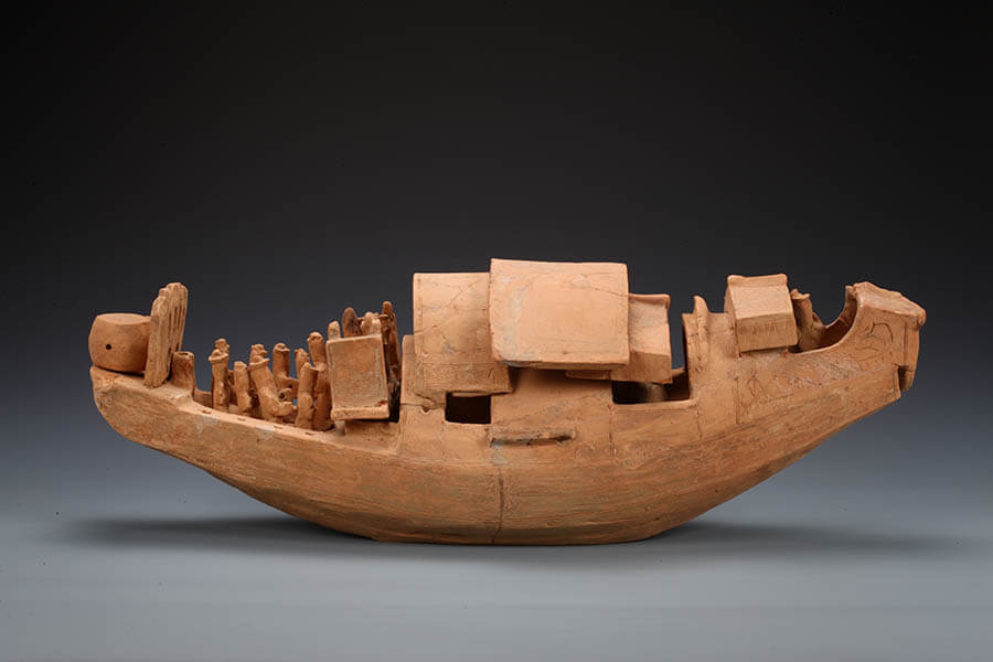 日中文化交流協定締結40周年記念 特別展「三国志」 東京国立博物館-4