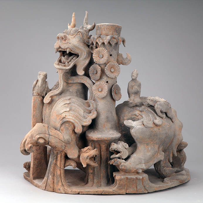 日中文化交流協定締結40周年記念 特別展「三国志」 東京国立博物館-7
