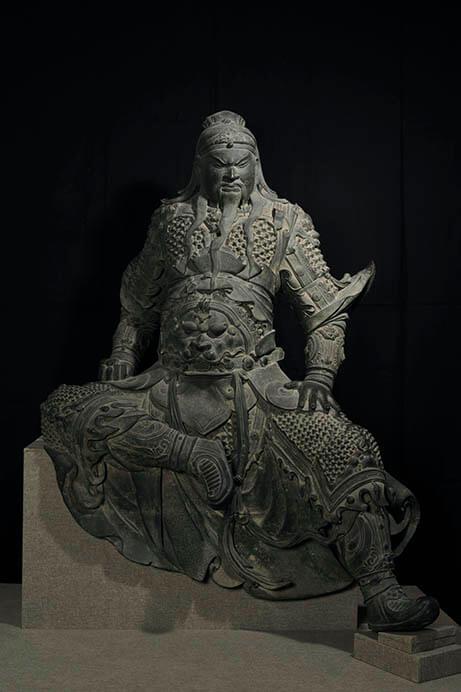 日中文化交流協定締結40周年記念 特別展「三国志」 東京国立博物館-1