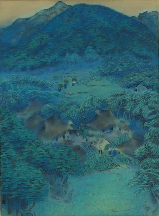 小倉遊亀と院展の画家たち展 滋賀県立近代美術館所蔵作品による | 静岡 ...