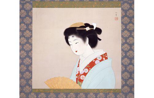 館蔵 近代の日本画展 五島美術館-1