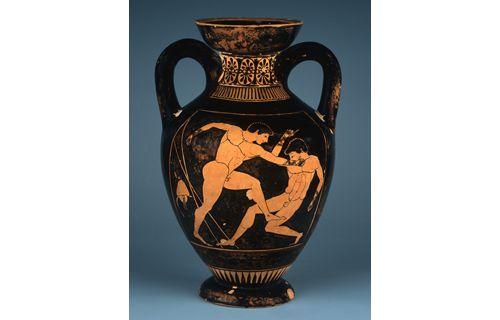 特別展「古代ギリシャ―時空を超えた旅―」 東京国立博物館-5