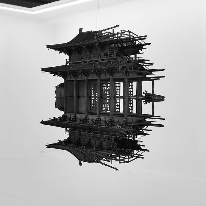 縮小/拡大する美術 センス・オブ・スケール展   横須賀美術館   美術館 ...