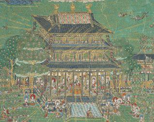 コレクション展 「ほとけの教え、とこしえに。 ―仏教絵画名品展―」