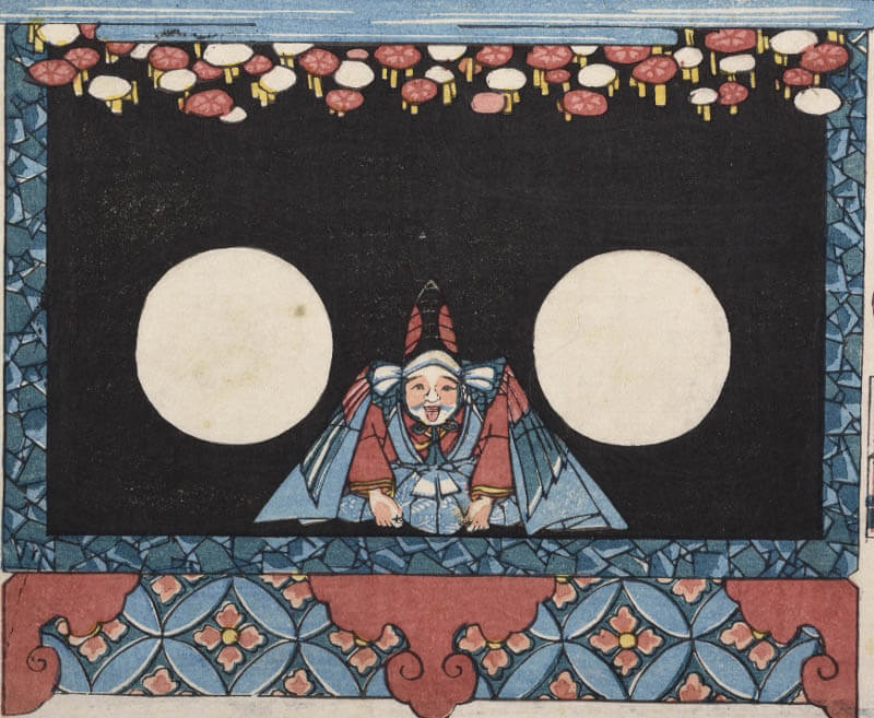 くもんの子ども浮世絵コレクション 遊べる浮世絵展 練馬区立美術館-4