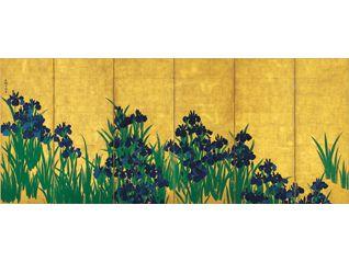 特別展 国宝 燕子花図屏風 歌をまとう絵の系譜