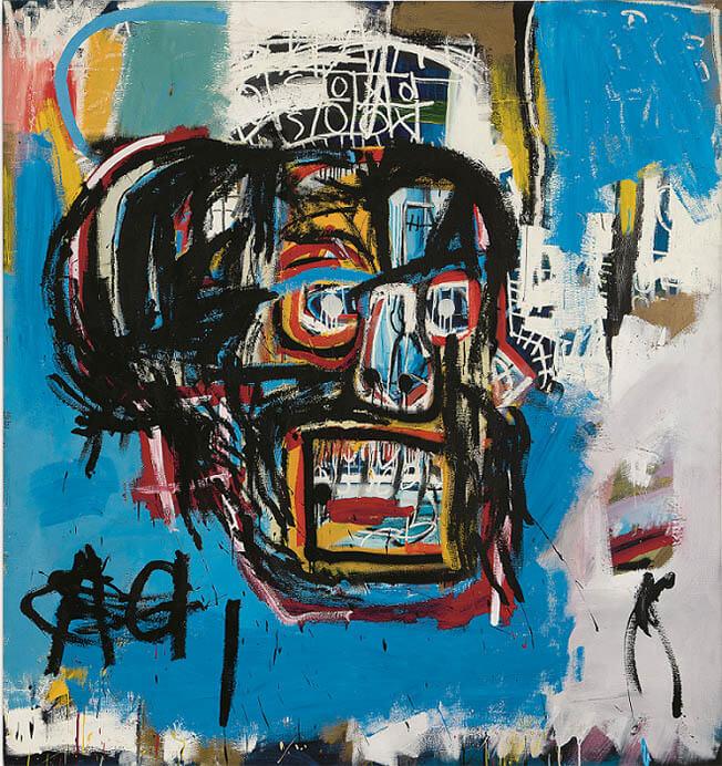 バスキア展 メイド・イン・ジャパン Jean-Michel Basquiat Made in Japan 森アーツセンターギャラリー-1