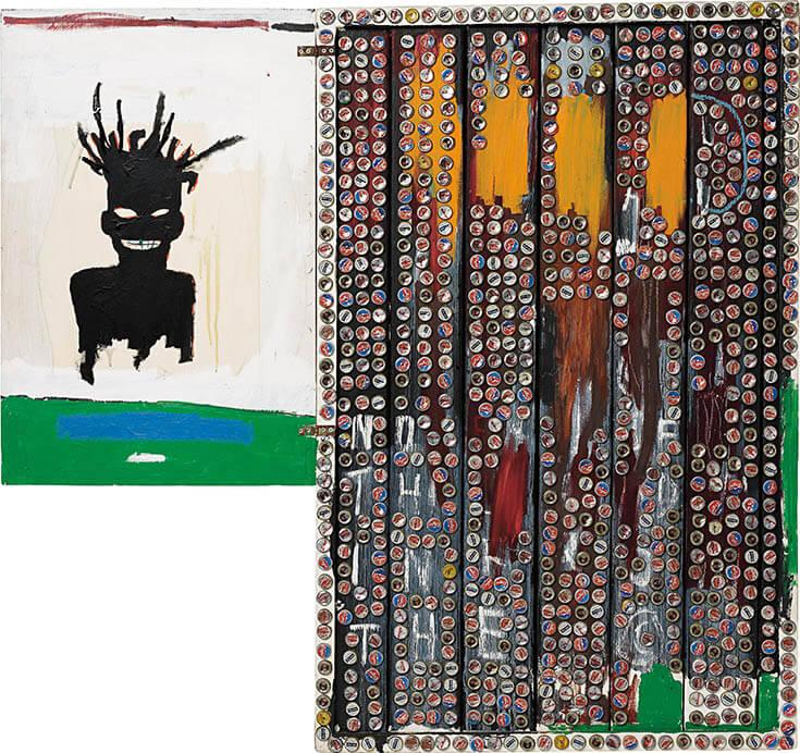 バスキア展 メイド・イン・ジャパン Jean-Michel Basquiat Made in Japan 森アーツセンターギャラリー-4