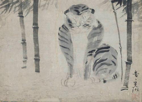 日本の素朴絵 ーゆるい、かわいい、たのしい美術ー  三井記念美術館-10