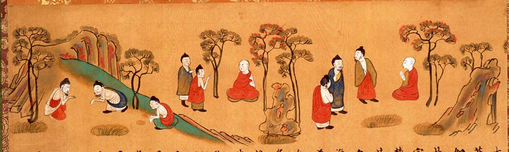 日本の素朴絵 ーゆるい、かわいい、たのしい美術ー  三井記念美術館-4