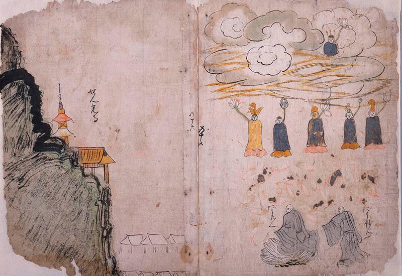 日本の素朴絵 ーゆるい、かわいい、たのしい美術ー  三井記念美術館-1