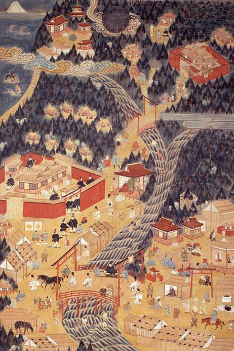日本の素朴絵 ーゆるい、かわいい、たのしい美術ー  三井記念美術館-5