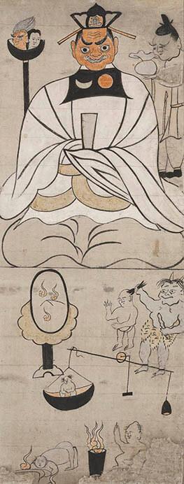 日本の素朴絵 ーゆるい、かわいい、たのしい美術ー  三井記念美術館-7