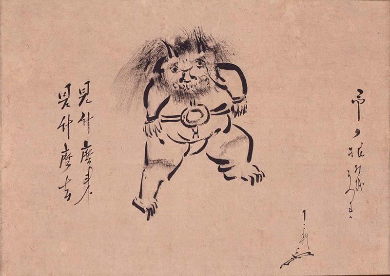 日本の素朴絵 ーゆるい、かわいい、たのしい美術ー  三井記念美術館-8