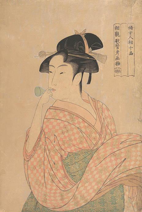 大浮世絵展-歌麿、写楽、北斎、広重、国芳 夢の競演 福岡市美術館-1