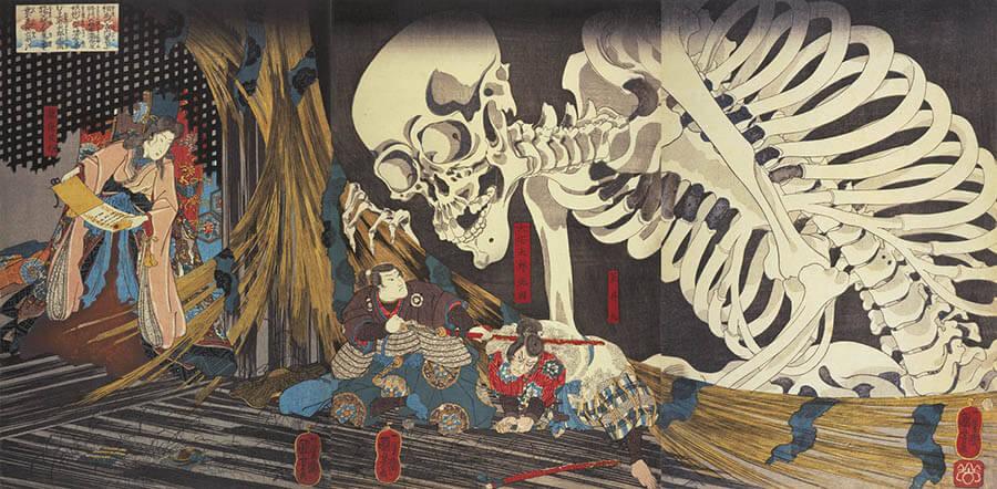 大浮世絵展-歌麿、写楽、北斎、広重、国芳 夢の競演 福岡市美術館-14