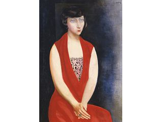 シャガール、ヴラマンク、キスリング... 館蔵7作家による ヨーロッパ近代絵画展