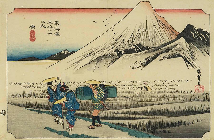 ときたび展 〜時を超え、絵画で旅する日本の名所〜 嵯峨嵐山文華館-1