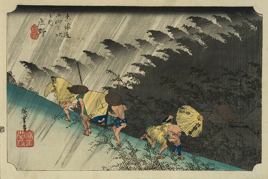 ときたび展 〜時を超え、絵画で旅する日本の名所〜 嵯峨嵐山文華館-3