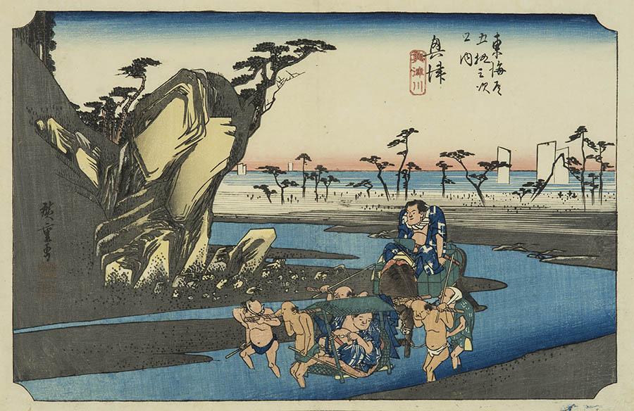 ときたび展 〜時を超え、絵画で旅する日本の名所〜 嵯峨嵐山文華館-4