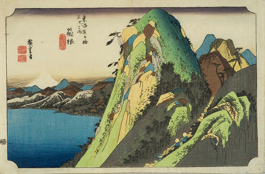 ときたび展 〜時を超え、絵画で旅する日本の名所〜 嵯峨嵐山文華館-6