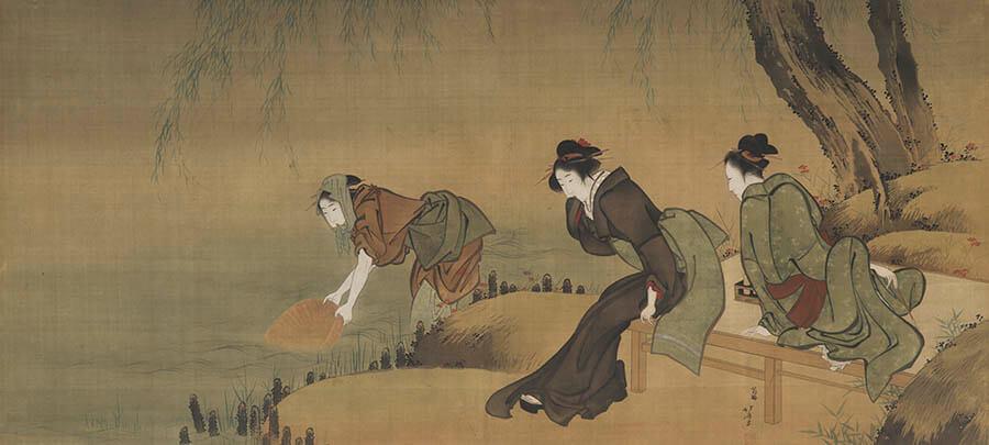 ときたび展 〜時を超え、絵画で旅する日本の名所〜 嵯峨嵐山文華館-7